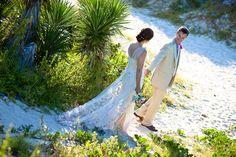 Bermuda wedding.  Photos by Sacha Blackburne.