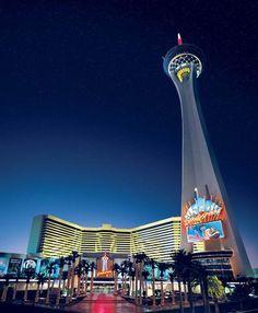 Stratosphere Casino Hotel und Tower #Las Vegas
