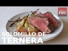 Solomillo De Ternera Al Horno El Cocinero Fiel Solomillo De Ternera Ternera Al Horno Recetas De Solomillo De Ternera