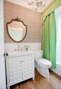 Darling bathroom. Massucco Warner Miller