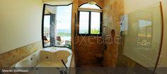 The main bathroom in Casa De Los Suenos. Located in Hermosa Heights, Guanacaste Costa Rica.