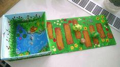 Haba 1, 2 hoparoo! Игра для самых маленьких своими руками - Настольные игры - Babyblog.ru