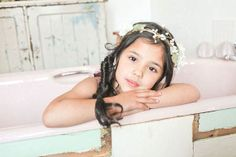 Pretty Headpieces and Accessories for Flowergirls and Bridesmaids by What Katy Did Next...