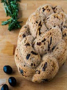 Bread Art, Diet Recipes, Biscuits, Savoury Pies, Olive, Cookies, Cake, Breads, Desserts