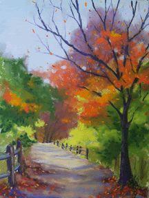 Let's Paint a Nature Trail! | Let's Paint Nature!