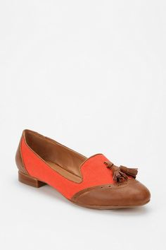 Tassel Loafer #urbanoutfitters