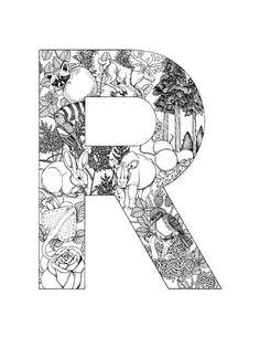 1000 images about letters mandala on pinterest free printable coloring pages start with and. Black Bedroom Furniture Sets. Home Design Ideas