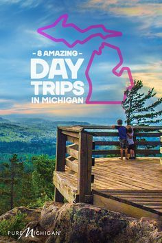 How to plan a quick summer getaway in Michigan.