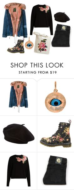 """*berfib inspired*"" by meloki ❤ liked on Polyvore featuring Mr & Mrs Italy, Bling Jewelry, Dr. Martens, Dolce&Gabbana and Cheap Monday"