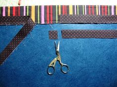 EASY BINDING TAIL CLOSURE.  Tutorial.  I've used it.. it WORKS!!
