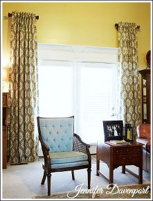 Window Treatment Ideas. Short Curtain RodsShort CurtainsCustom CurtainsLiving  Room ...