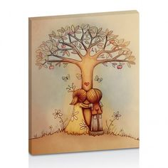 Underneath The Apple Tree by Karin Taylor | Artist Lane