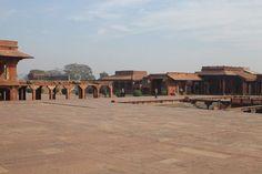 Fatehpur Sikri - Palastanlage in Rajasthan