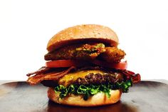 7 Over-the-Top Burgers That Will Explode Your Mind