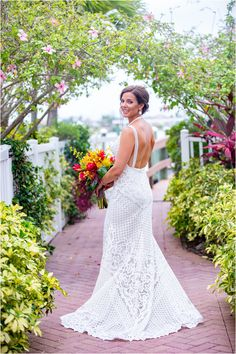 Bridal Portrait on Anna Maria Island, Florida of beautiful bride in a backless gown. Family Photography, Fashion Photography, Wedding Photography, Backless Gown, Anna Maria Island, Bridal Portraits, Beautiful Bride, Family Portraits, Florida