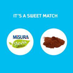 Stagione di amori estivi. Questi sono solo alcuni dei partner ideali di Misura Stevia <3 www.misurastevia.it