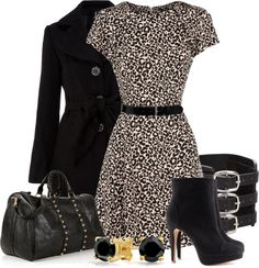 """Wild Thing 2"" by justjules2332 ❤ liked on Polyvore"