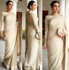 Here is quick compilation of Bollywood Blouse Designs Worth Replicating, all those sexy backs blouse designs which you can definitely copy for next party – Full Sleeves Blouse Designs, New Saree Blouse Designs, Blouse Designs High Neck, Fancy Blouse Designs, Stylish Blouse Design, Designer Blouse Patterns, Crow, White Saree, Sabyasachi