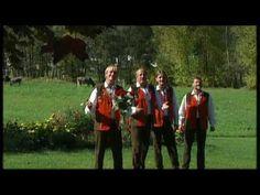 Alpentrio Tirol - Rot Sind die Rosen