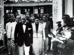 Atatürk ve modern Türk kadını...