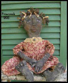 Primitive dolls