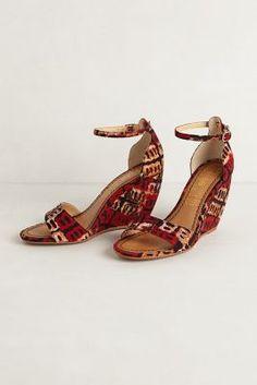 perfect summer sandals #seychelles #della