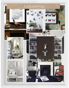 A Golden Age - created using the House Rules powered by Home Beautiful App. House Rules, Golden Age, Photo Wall, Gallery Wall, App, Frame, Beautiful, Home Decor, Picture Frame