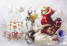 Final Fantasy X-mass