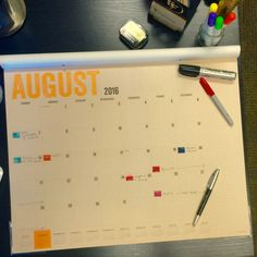 Show us your Deskie! How do you plan/organize your busy schedule? http://ss1.us/a/x6Jj2uVW