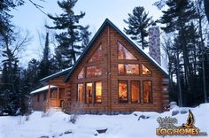 Someday I want to retire in a log cabin in the northwoods