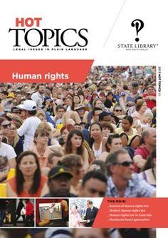 Overview of human rights laws in Australia with particular focus on education and health rights Human Rights Topics, Watch Blog, High School Students, Public, Studying, Teaching, Writing, Education, Law