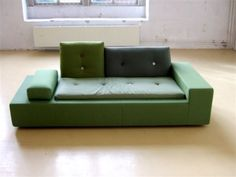 Polder Sofa Seat by Hella Jongerius