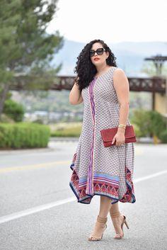 Hanky Hem Dress, Tanesha Awasthi