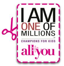 Love all you magazine and Champion for Kids!