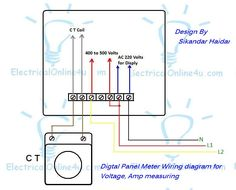 Dc Voltmeter Circuit Diagram | A Complete Guide Of Ammeter Selector Switch Wiring Diagram With