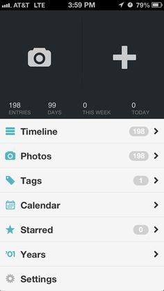 Custom Navigation Screenshots :: Mobile Patterns