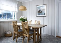 Nei, du behøver ikke å kvistlakke panel Outdoor Furniture Sets, Outdoor Decor, Dining Table, Wall, Supreme, Paint, Home Decor, Picture Wall, Decoration Home