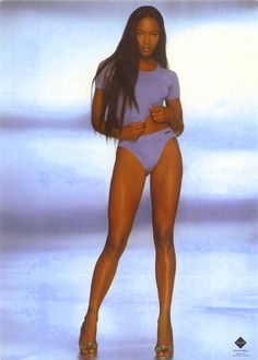 Naomi Campbell - best legs I've ever, ever seen!!!