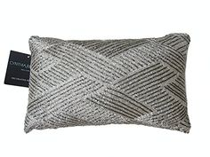 Cynthia Rowley Beaded Decorative Toss Pillow Cover 100% Cotton Bugle Beads Accent Throw Pillow Cushion Cover 9-by-15-inch Silver Gray Cynthia Rowley http://www.amazon.com/dp/B014Q1TOEQ/ref=cm_sw_r_pi_dp_kHw9vb1A3FXAX