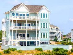 Saga Signature Series: #778 Time Out, Luxury, Oceanfront.Vacation Rental in Salvo from @homeaway! #vacation #rental #travel #homeaway