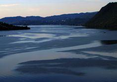 Acque correnti del lago  (d'Orta, Piemonte)