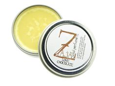 Love Chocolate Solid Perfume by ZAJA Natural - 1 oz >> Hurry! Check out this great product : Travel Perfume and fragrance