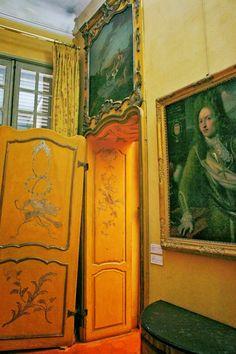 Visiter le palais Lascaris, construit en 1648 par Jean-Baptiste