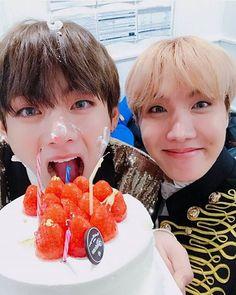 BTS Vs birthday