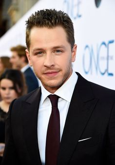 Outfitted: Josh Dallas -- There's nothing more charming than the prince himself.