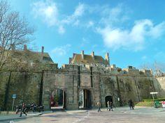 Porte Saint-Vincent în Saint-Malo