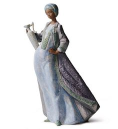 Lladro 12439 Waters of the oasis http://lladro.stores.yahoo.net/1waofoa.html