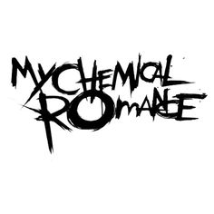 my chemical romance logo - Sharenator.com ❤ liked on Polyvore featuring words, quotes, my chemical romance, mcr, music, text, fillers, phrase and saying