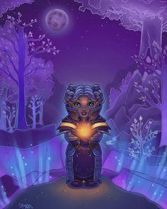 Gnome Priest2 by Faebelina.deviantart.com on @DeviantArt