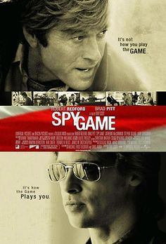 Spy Game (2001) - Directed by Tony Scott